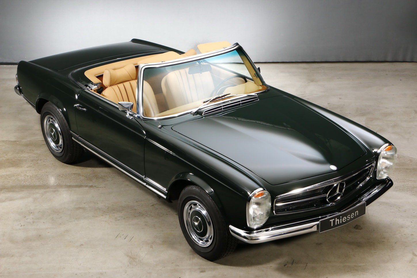 1971 Mercedes-Benz 280 SL Roadster For Sale (picture 3 of 6)