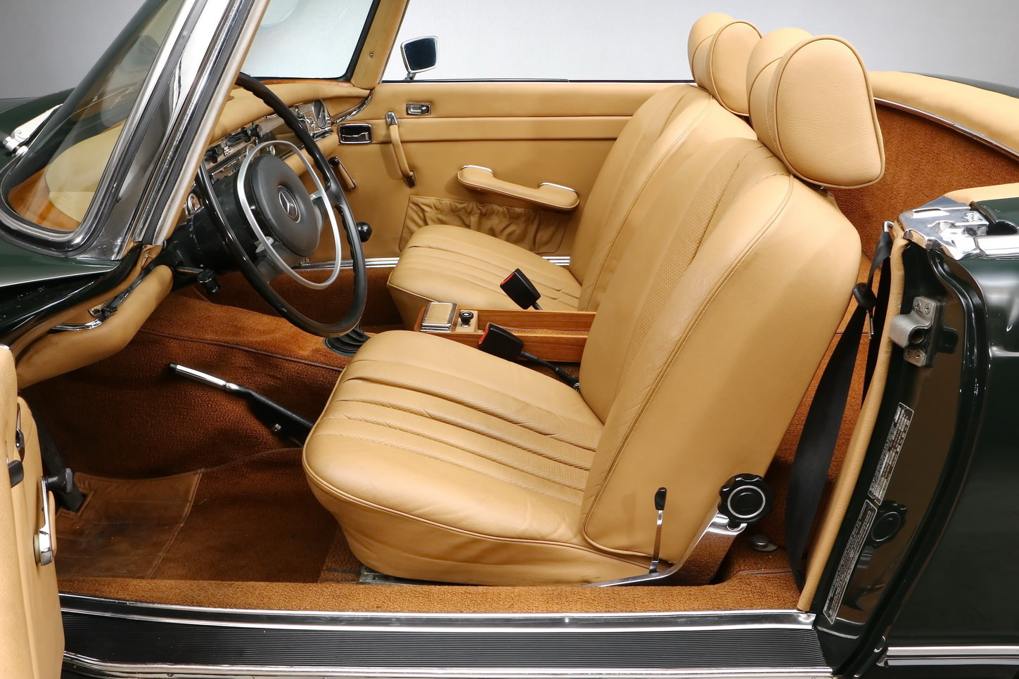 1971 Mercedes-Benz 280 SL Roadster For Sale (picture 5 of 6)