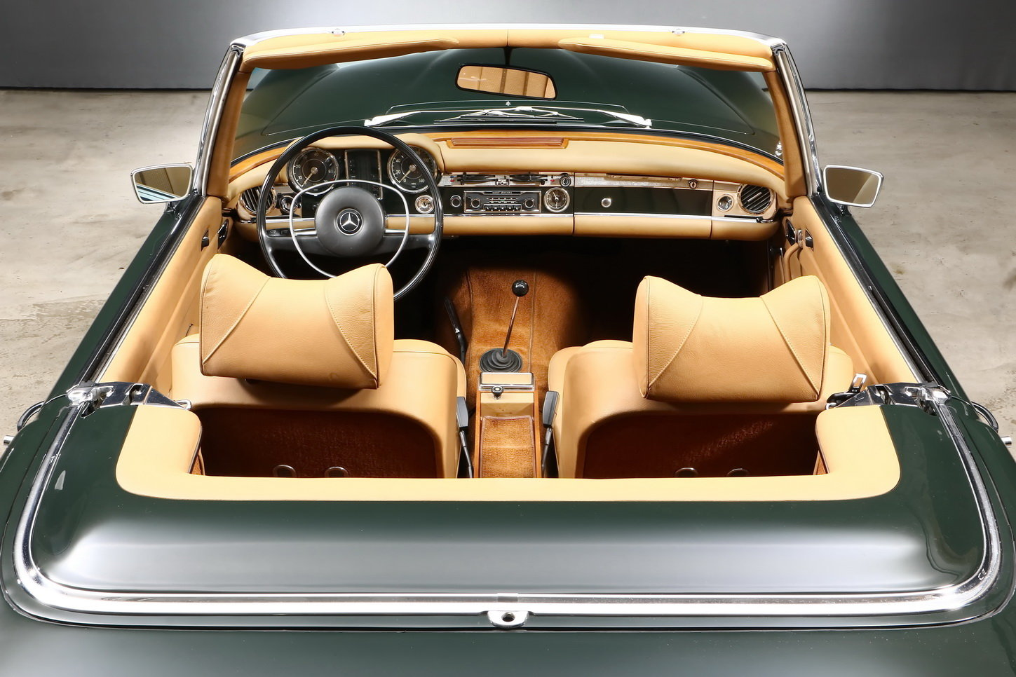 1971 Mercedes-Benz 280 SL Roadster For Sale (picture 6 of 6)