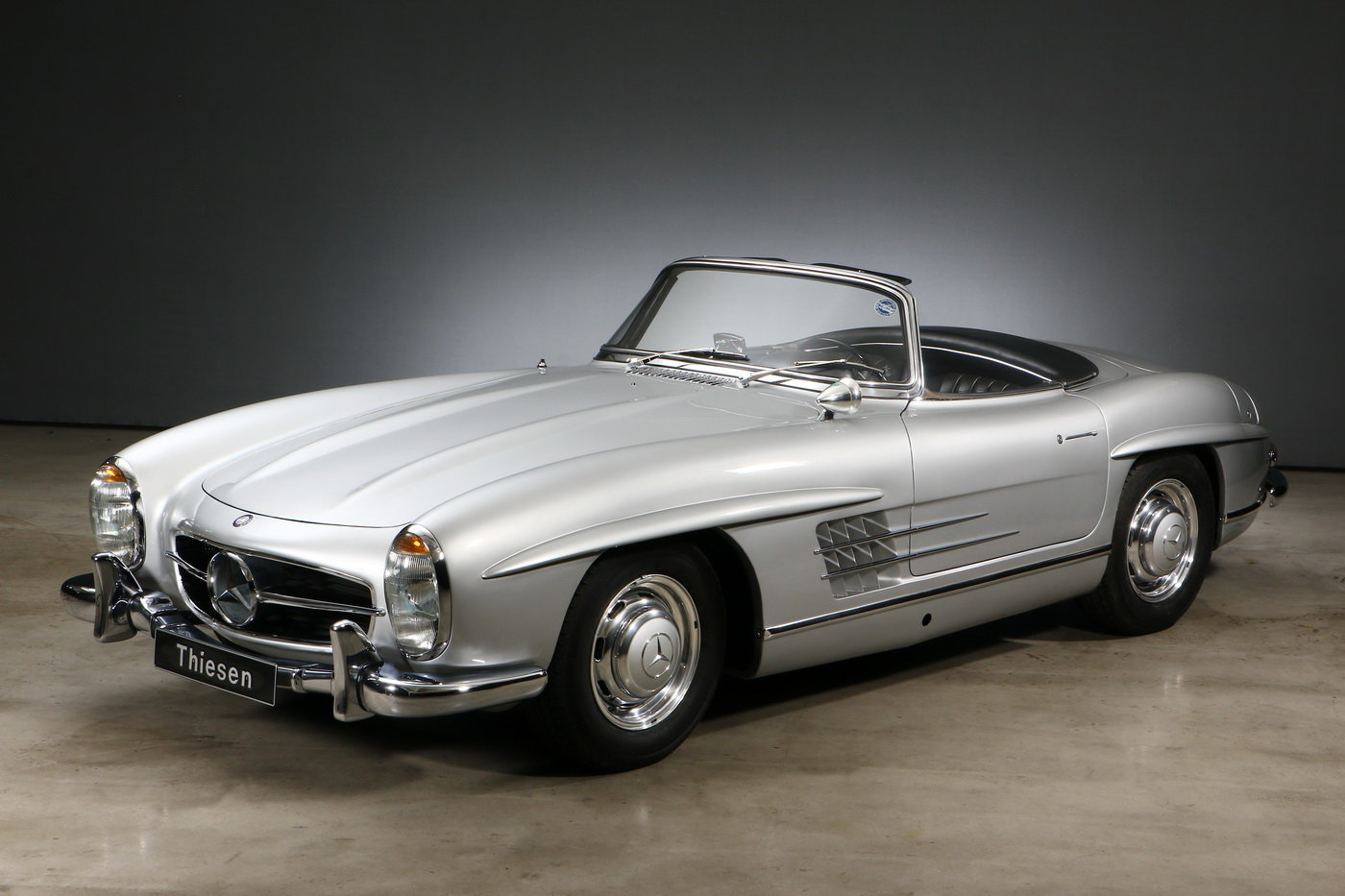 1957 Mercedes-Benz 300 SL Roadster For Sale (picture 1 of 6)