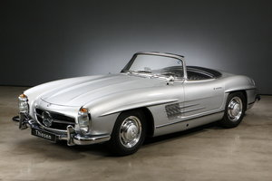 1957 Mercedes-Benz 300 SL Roadster For Sale