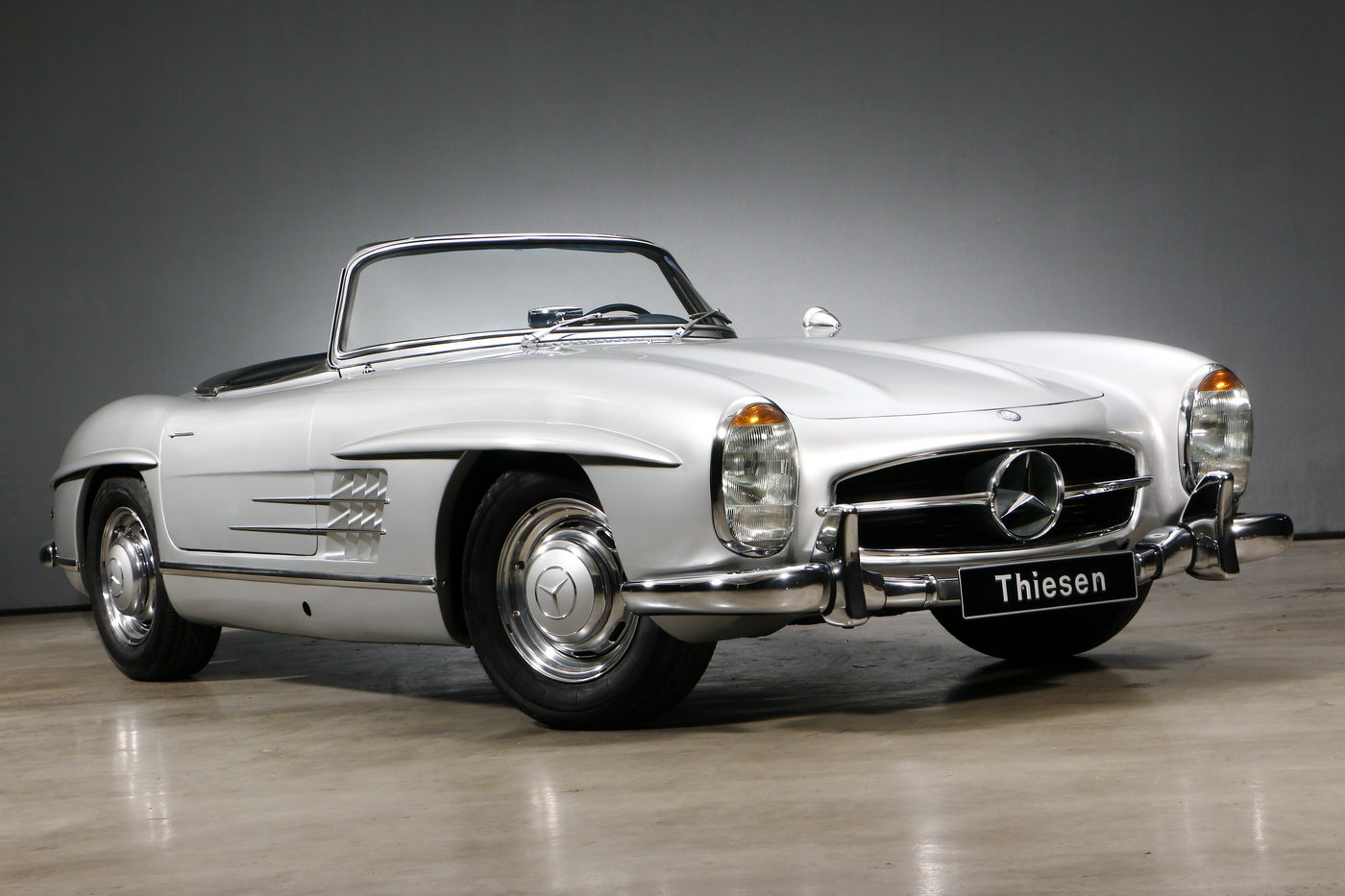 1957 Mercedes-Benz 300 SL Roadster For Sale (picture 3 of 6)