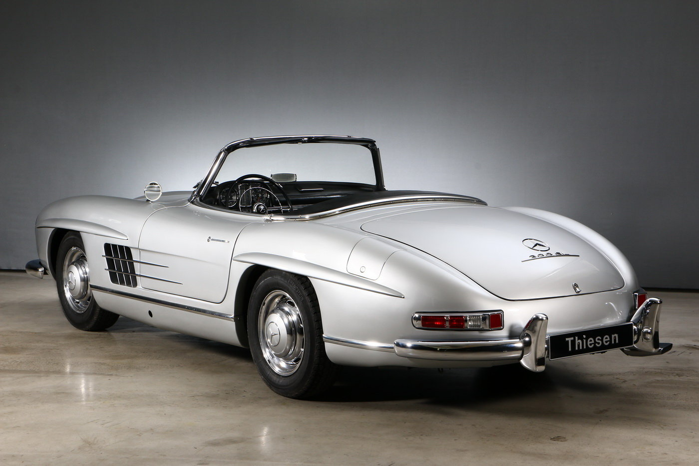 1957 Mercedes-Benz 300 SL Roadster For Sale (picture 4 of 6)