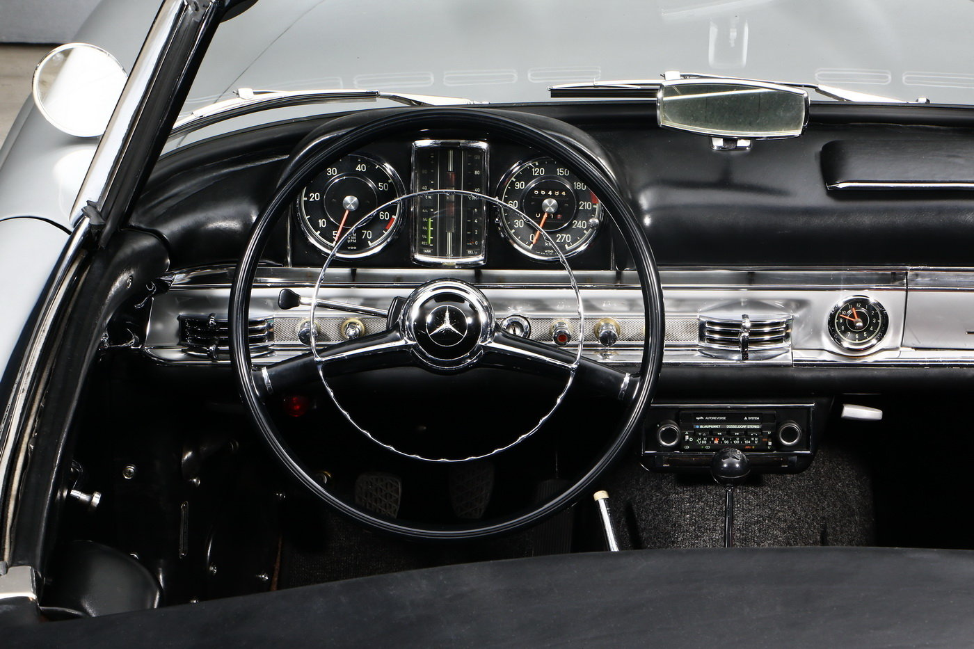 1957 Mercedes-Benz 300 SL Roadster For Sale (picture 5 of 6)