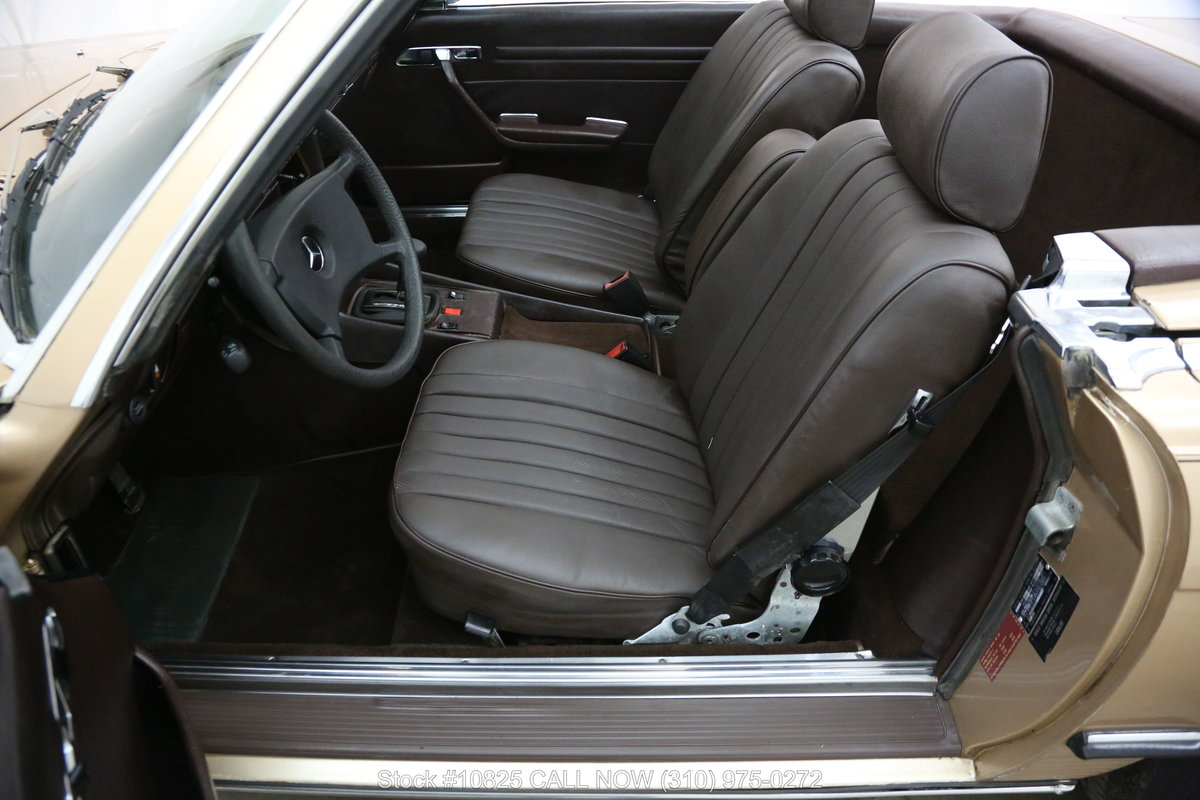 1982 Mercedes-Benz 380SL For Sale (picture 4 of 6)