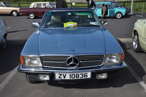 Mercedes 280 SL (R107) 1983 For Sale