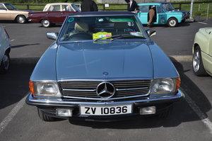 Mercedes 280 SL (R107) 1983