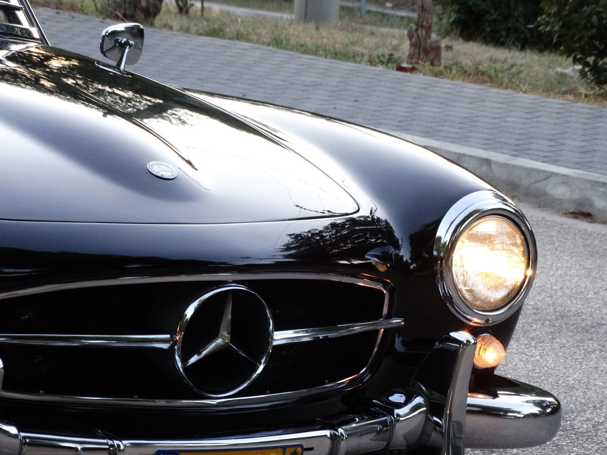 1961 Mercedes-Benz 190SL Coupe with Soft Top, Concours cond. For Sale (picture 6 of 6)
