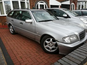 1998 Mercedes C280 Sport Estate W202 For Sale