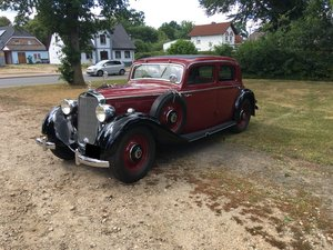 1937 A rare pre-war RHD For Sale