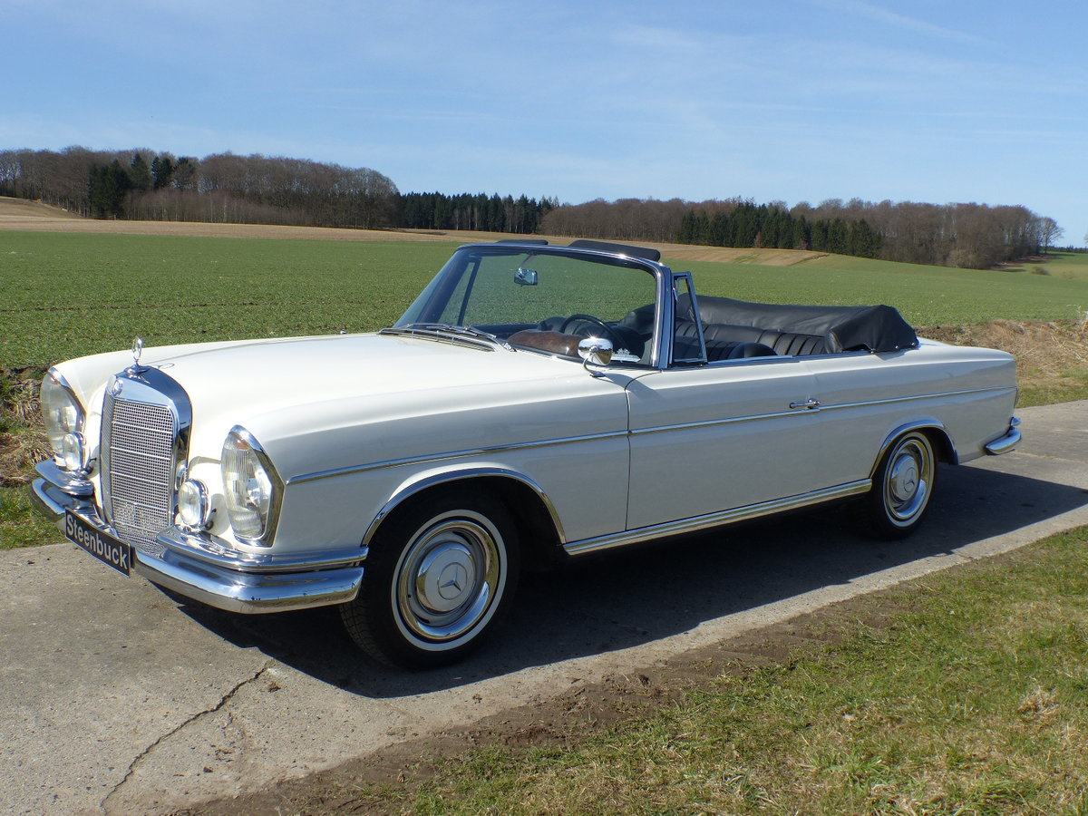 1963 Total restauration – excellent! For Sale (picture 1 of 6)