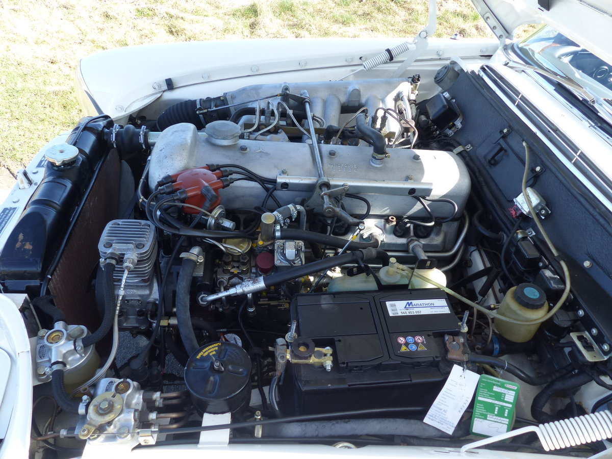 1963 Total restauration – excellent! For Sale (picture 6 of 6)