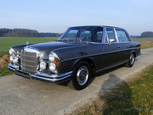 Picture of 1970 Mercedes-Benz 300 SEL 6.3 fastest German saloon at that time For Sale