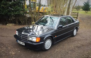 1990 MERCEDES-BENZ 190E 2.5 16V COSWORTH LOT: 339 For Sale by Auction