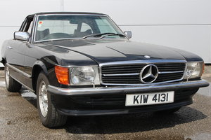1979 Mercedes 450SL to be sold at Auction
