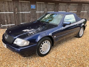 1997 Mercedes SL 500 ( 129-series ) For Sale