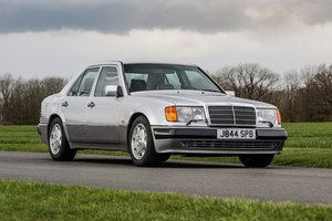 1991 Mercedes 500E - Currently owned by Sir Rowan Atkinson For Sale by Auction