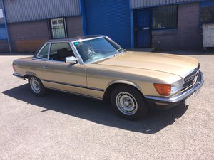 1984 Mercedes 280 sl r107 For Sale