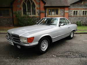 Mercedes 350 SL 1980   Hard & Soft Tops 70,200 Miles only For Sale