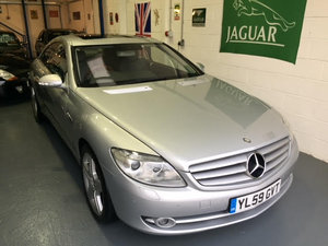 2010 Mercedes-Benz CL500 V8 5.5 Auto Coupe Exceptional Condition! For Sale