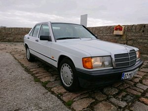 1987 Mercedes 190E 2.6 Manual 166 Bhp 91500 Miles FSH For Sale