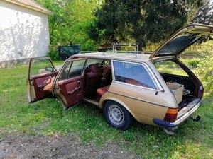 1983 7 Seat W123 230 TE Estate Wagon 230TE 5 Speed For Sale