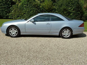 2001 Mercedes Cl500 For Sale