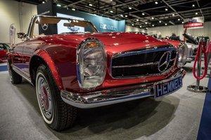 1969 Autumn Fire - 280 SL W113 by Hemmels