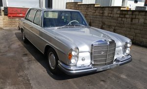 1972 Mercedes-Benz 300 SEL 3.5 LOT: 383 For Sale by Auction