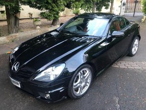 £22,995 : 2009 Model MERCEDES SLK55 5.4 7G-Tronic AMG AUTO For Sale