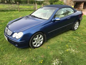 2003 CLK240 Elegance (W209) High Spec - Best Avail. For Sale