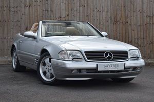 2000 Mercedes-Benz SL Class 3.2 SL320 2dr For Sale