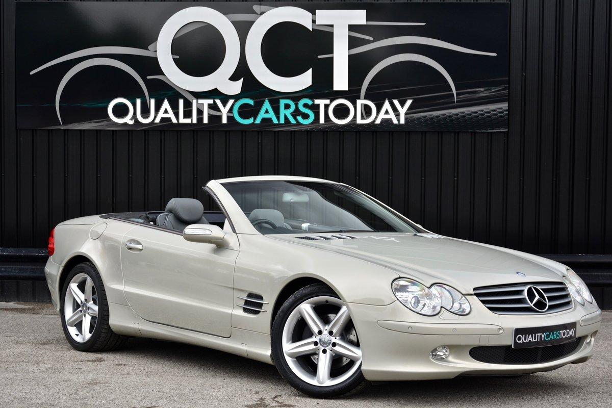 2004 Mercedes SL 350 3.7 V6 * Designo Colour + 42k Miles* SOLD (picture 1 of 6)