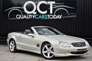 2004 Mercedes SL 350 3.7 V6 * Designo Colour + 42k Miles* For Sale