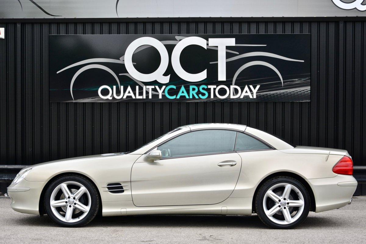 2004 Mercedes SL 350 3.7 V6 * Designo Colour + 42k Miles* SOLD (picture 2 of 6)