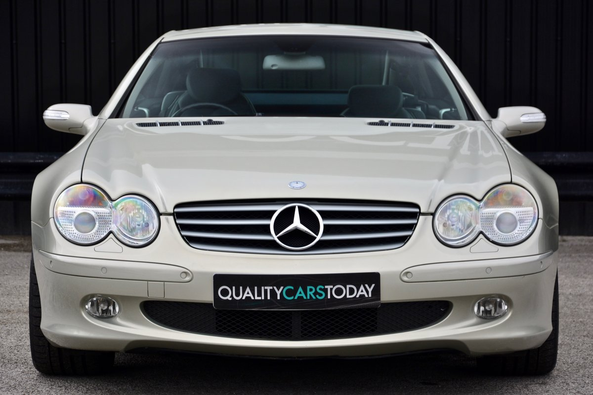 2004 Mercedes SL 350 3.7 V6 * Designo Colour + 42k Miles* SOLD (picture 4 of 6)