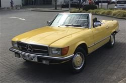 1979 350SL - Barons Tuesday 4th June 2019 For Sale by Auction