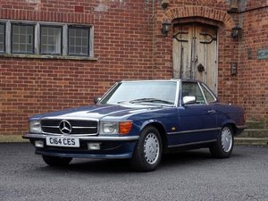 1986 Mercedes-Benz 300 SL For Sale by Auction
