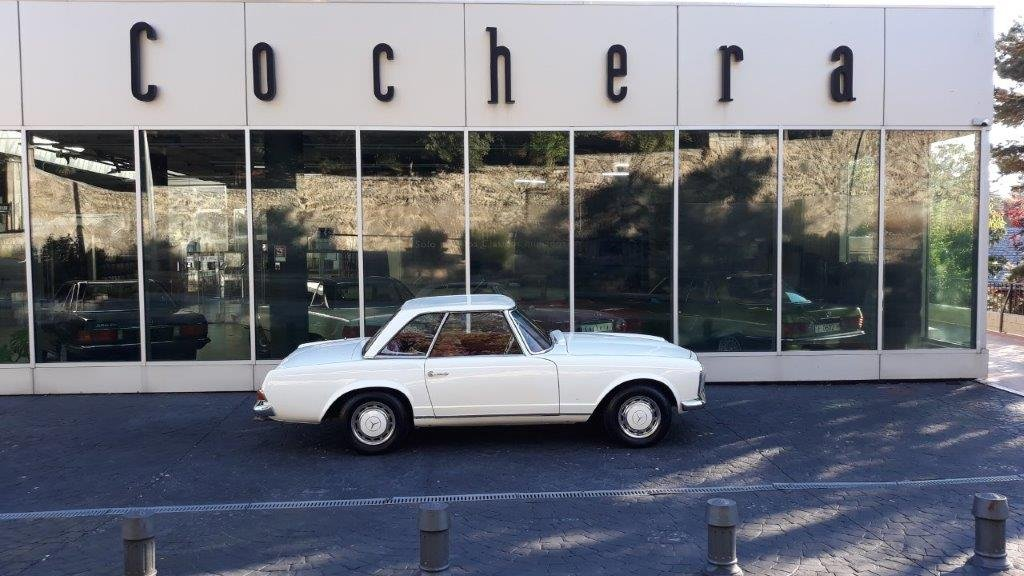 1970 Mercedes-Benz 280SL W113 For Sale (picture 1 of 6)