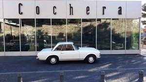 1970 Mercedes-Benz 280SL W113