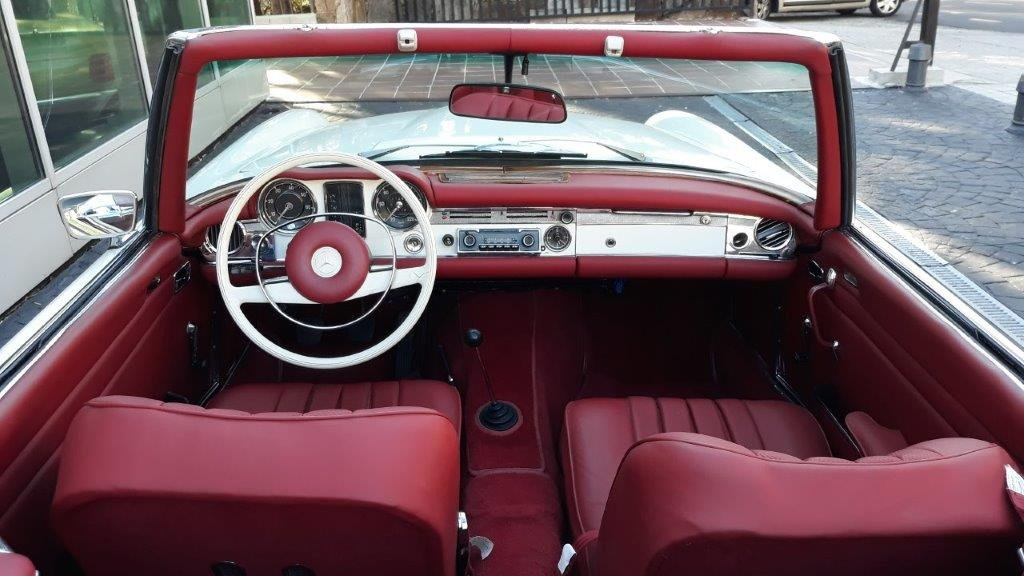 1970 Mercedes-Benz 280SL W113 For Sale (picture 5 of 6)