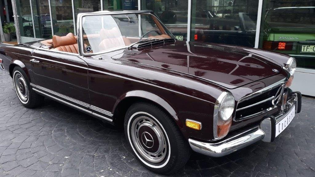 1969 Mercedes-Benz 280SL W113 For Sale (picture 1 of 6)