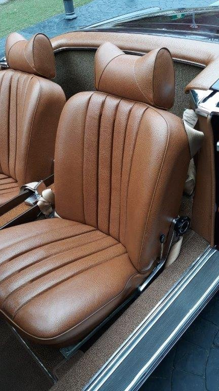 1969 Mercedes-Benz 280SL W113 For Sale (picture 4 of 6)