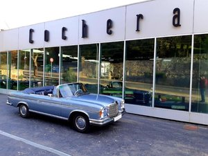 1971 Mercedes-Benz 280SE 3.5 W111 For Sale