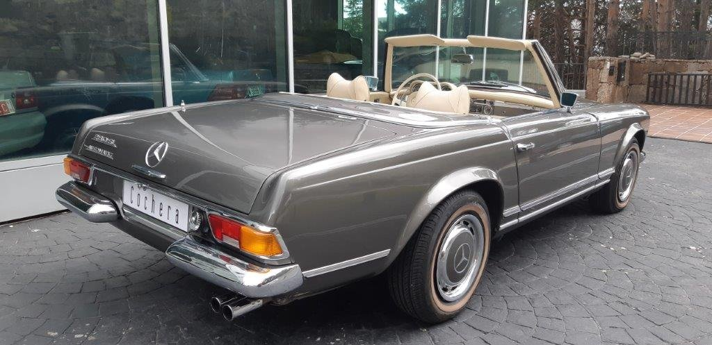 1970 Mercedes-Benz 280SL W113 For Sale (picture 2 of 6)