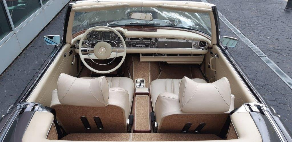 1970 Mercedes-Benz 280SL W113 For Sale (picture 4 of 6)
