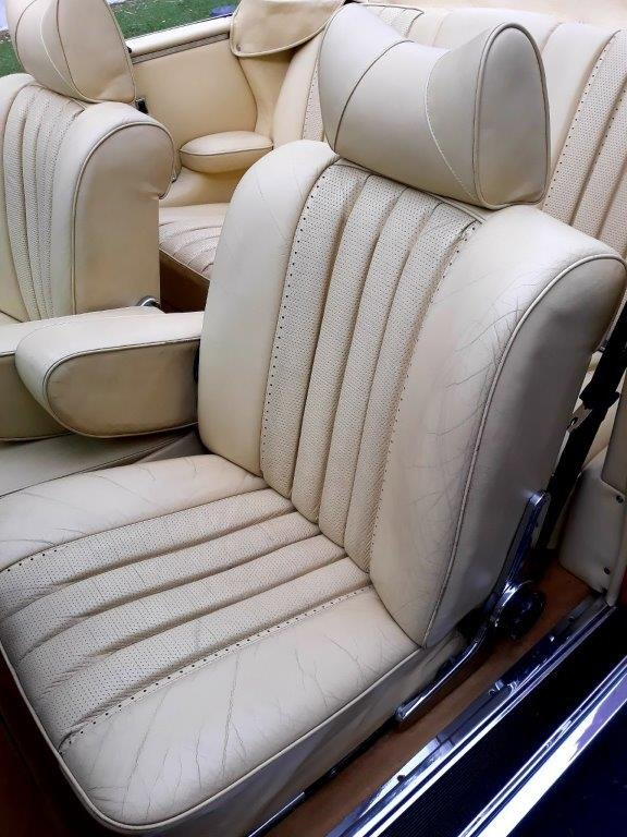 1971 Mercedes-Benz 280SE 3.5 W111 Price reduced to 199.000€ For Sale (picture 5 of 6)