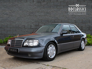 1992 Mercedes-Benz 500E For Sale In London (LHD) For Sale