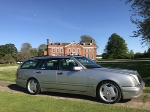 1999 60,000 MILES E55 AMG ESTATE For Sale