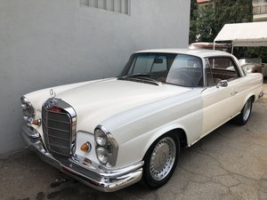***1966 Mercedes 220S For Sale